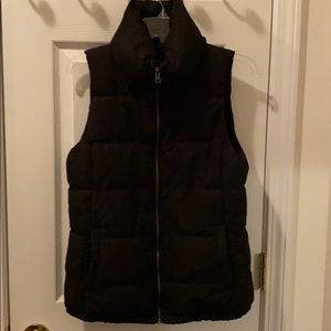 Old Navy puffer vest size small